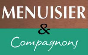 Menuisier et Compagnons
