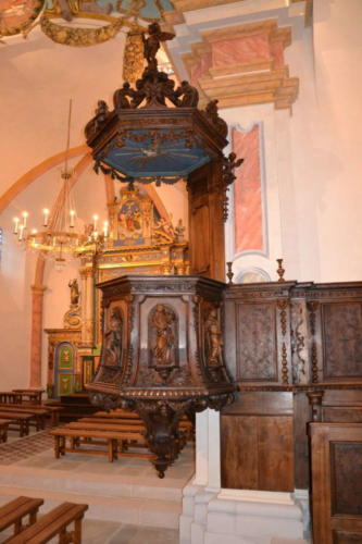 Chaire Notre Dame de la Vie