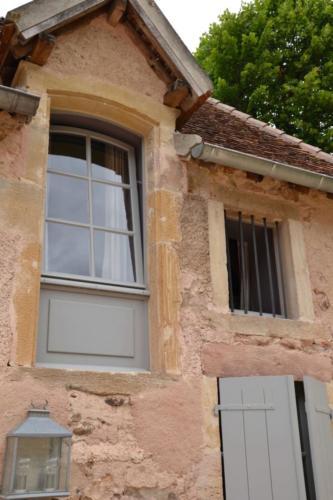 Fenêtre et son sous bassement